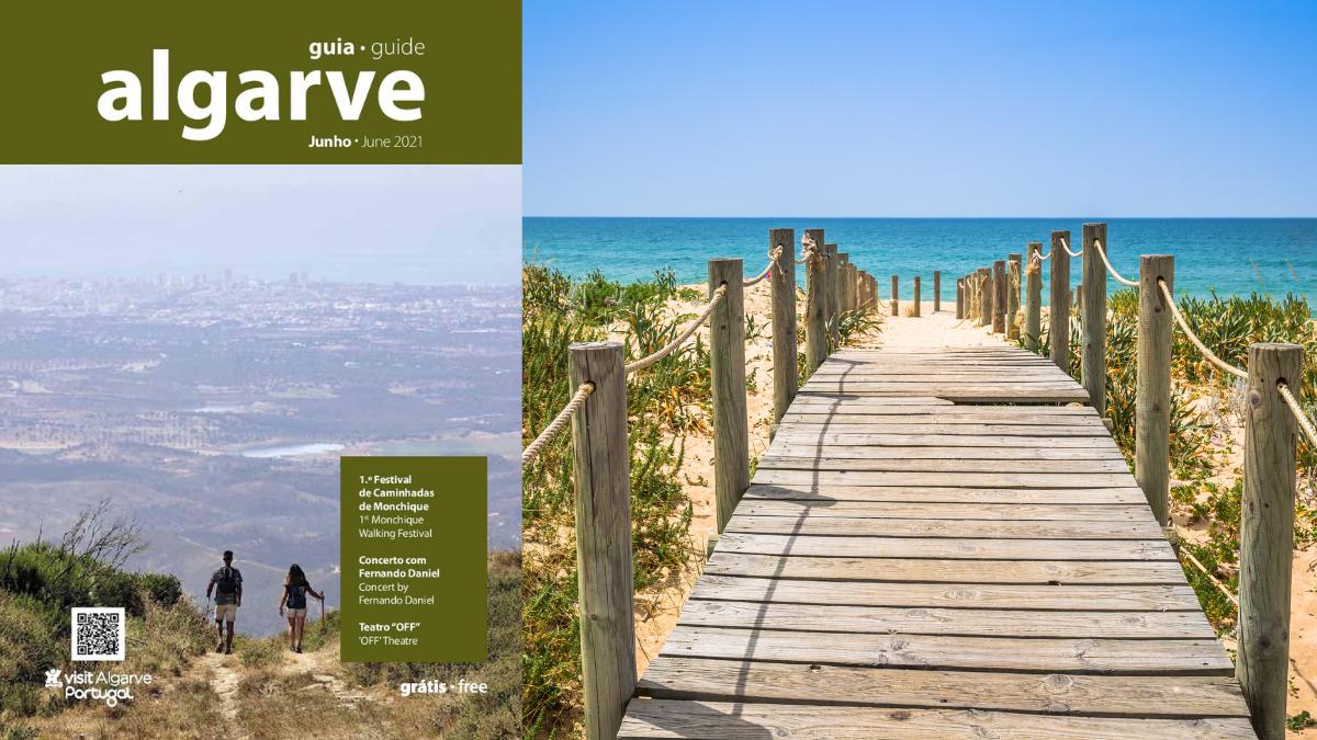 Guia Algarve juni 2021