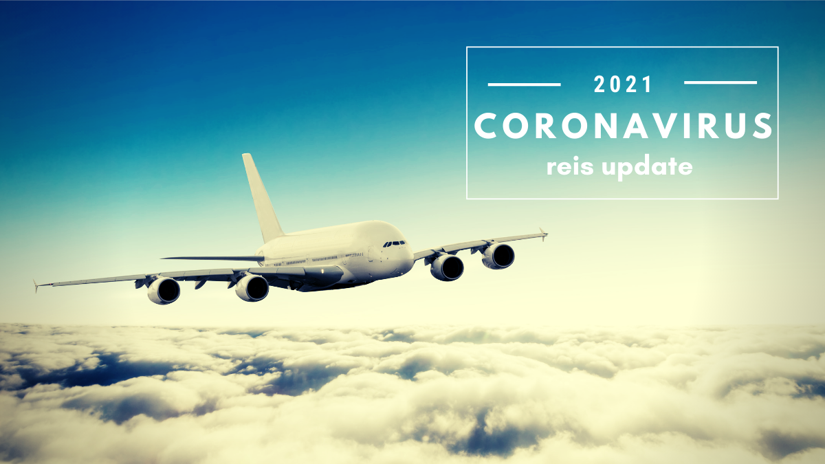 Coronavirus reis update