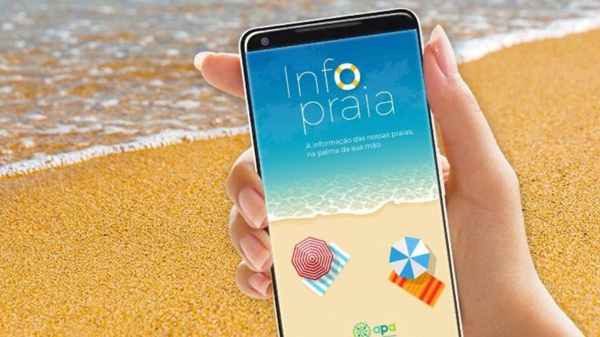 App Info Praia
